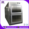 Autopsy embalming equipment mortuary refrigerator for 2 corpse