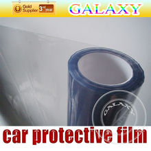 transparent pvc car paint protection film high quality