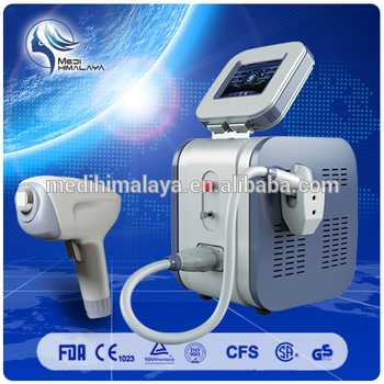 Germany Imported Laser Hair Removal 808nm Diode Laser Hair Removal Potable Equipment