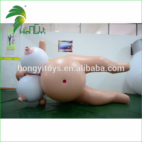 Hot Animal Luxury American Sexy Girl, Big Ass Sex Dolls, Hongyi Inflatable Animal With SPH