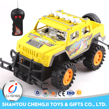 Pretty racing toy plastic powerful remote control cars for adults