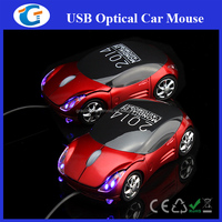car shaped wired mini auto mouse gift items low cost