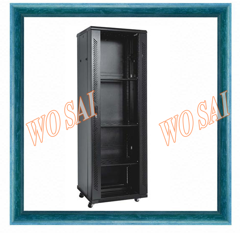 Wosai factory Top quality 47u network cabinet/floor standing server rack/server rack
