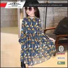 wholesale children clothing broken beautiful party girl dress