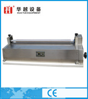 upgrade glue paper machine, stainless steel white latex lamination machine