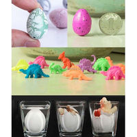Magic Water Growing Hatching Dinosaur Eggs Cute animal Toys For Kids