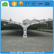 New 2016 Made in China Steel Structure Canopy