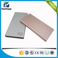 Cell Phone accessories best polymber battery charger 10000mah power bank