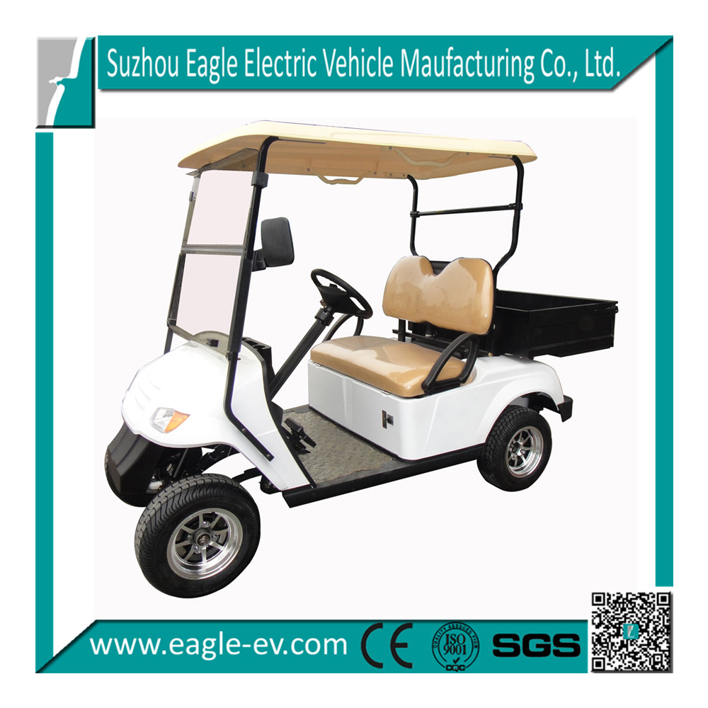 Convenient Used Electric Cars, Steel Cargo Box, Eg2029h