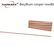 Beryllium copper needle non sparking needle spark free hand tools