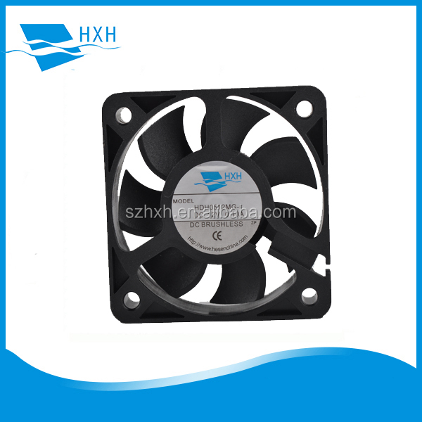 50*50*10 mm DC 12v Brushless Cooling Fan with 2 pin connector for TiVo box
