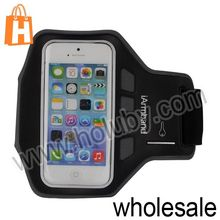 Sports Gym Running Soft Armband Case for iPhone 5S 5