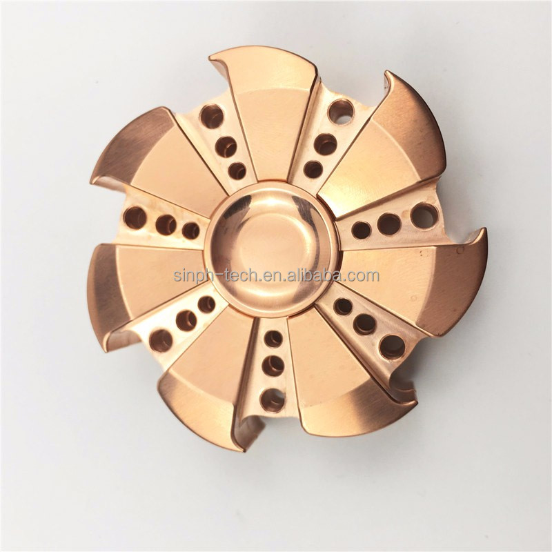 Hot sell the most popular US toy help to release stress, anxiety spinning for more than 3 minutes fidget hand spinner