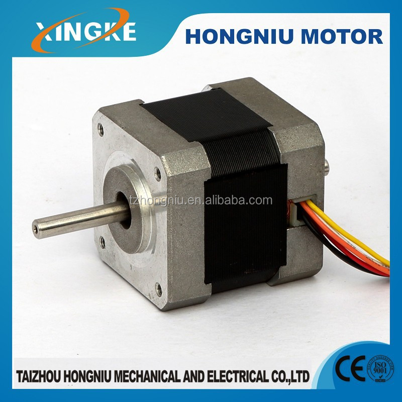 Best quality 24v nema 17,3D printing,factory price stepper motor