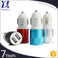 Electric Type and Mobile Phone Use fast charge cheap price dual port usb Car Charger