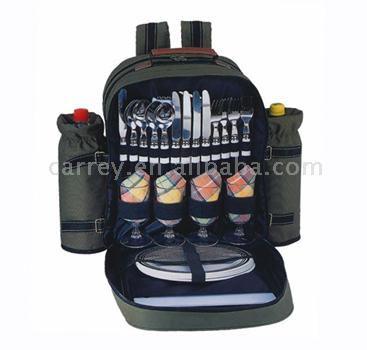 Picnic bag cooler bag picnic backpack outdoor cooler bag