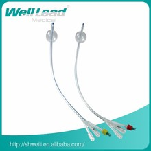 All Silicone Foley Catheter
