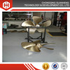 top quality fixed pitch propeller for ship propulsion