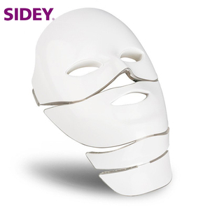 SIDEY Wholesale Price Home Care Portable Skin Rejuvenation PDT Led Whitening Facial Mask