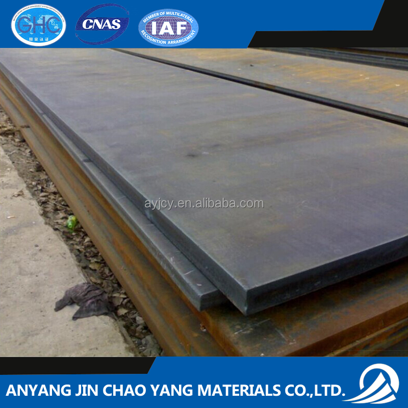 2016 new products A588 GR B corten steel manufacturer