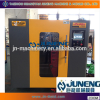 JN-S2L/T small extrusion blow molding machine with transparent line
