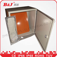 electrical enclosure box ip65/electric connecting box/locking metal enclosures
