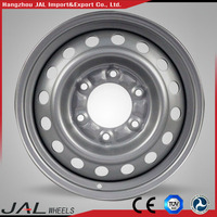 Professional Factory High Quality Customized JAL Wheels steel wheel 6j