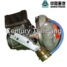 TURBOCHARGER China brand construction machinery used for sinopower trucks