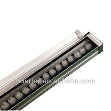 Water proof IP65 36w 48W.72W led wall washer shenzhen factory