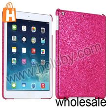 Ultra thin Light Glitter Powder Studded Hard PC Skin Case for iPad Air