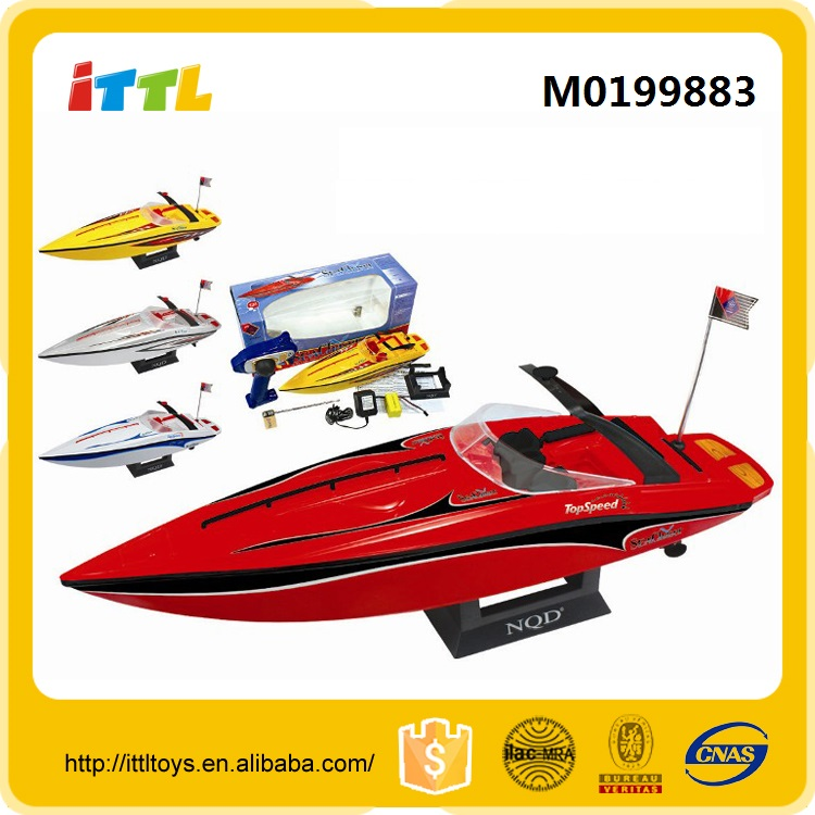 New Product High Speed Remote Control Fishing Bait rc Boat For Sale