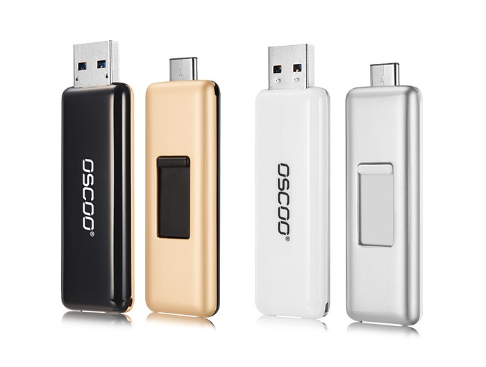 OTG USB 3.0 +TYPE C usb flash drive high-level transmission speed memory stick