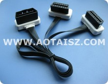 Universal Underdash Type D OBD II Y Cable
