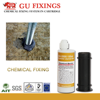 150ml structural sealant for DIY market anchor resin