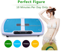 Fitness high quality concrete foot flate slimming plate vibrator