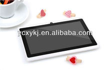 7inch 512MB+4GB Arm Cortex A13 CPU Android Tablet PC