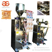 Trade Assurance Chin Chin Chips Snack Vegetable Seed Cashew Nut Bean Namkeen Pouch Sachet Nitrogen Packing Machine for Food
