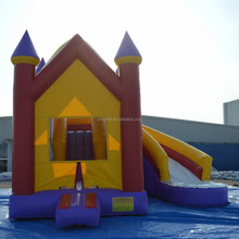 HI new style used commercial bounce houses for sale,inflatable bouncer,bouncy castle
