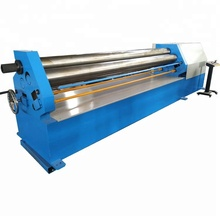 <strong>W11</strong>-6X3200 Mechanical Three Roller Sheet <strong>Plate</strong> Rolling <strong>Bending</strong> <strong>Machine</strong>