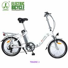 JUXIANG scooter wheel elettrico suitcase with EN15194
