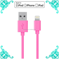 Phone Accessory Smartphone USB Cable 2 in 1 for MFi iPhone Cable