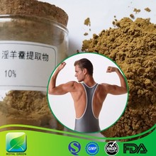100% natural herb Epimedium Extract to provide external treatment of plant extracts