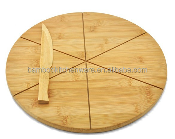 Round cutting board wood,rubber wood cutting board