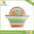Diyfashion fuse beads pegboard for 10mm fuse beads kids educational toy
