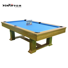 American home use 8 ft billiard pool tables