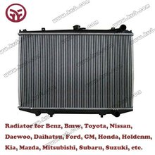 Auto radiator for Nissan Hardbody D21 Auto Engine parts