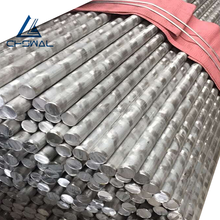 Carbide solid round aluminum alloy bar rod 2024 aluminum price per kg