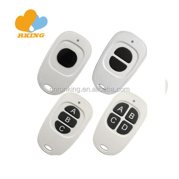 Auto Gate Remote Transmitter Duplicator Fixed Code Face To Face