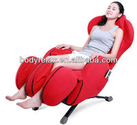 2015 new folding massage chair with full body air pressure massage and heating, lazy boy massage chair