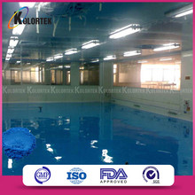 Candy color pigments 3d epoxy floor coating powder pigments supplier